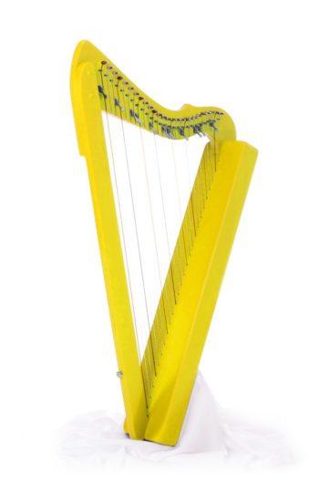 flatsicle-harp geel