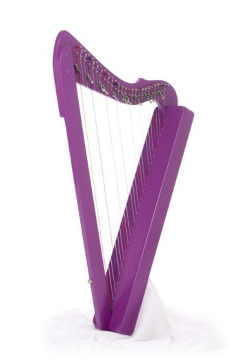 flatsicle-harp paars