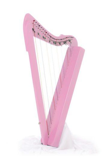 flatsicle-harp roze