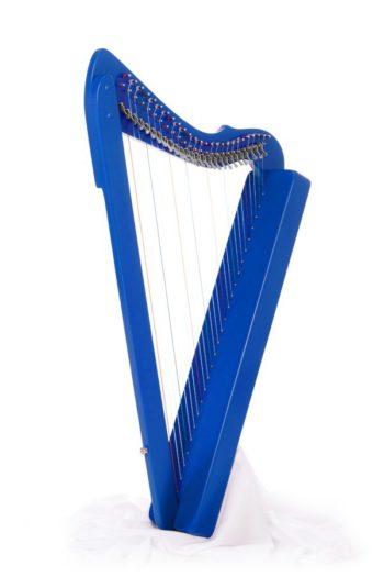 fullsicle-harp blauw