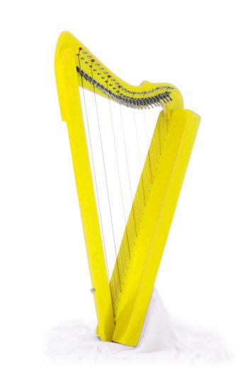 fullsicle-harp geel