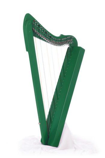 fullsicle-harp groen