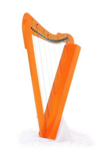 fullsicle-harp oranje