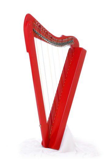 fullsicle-harp rood