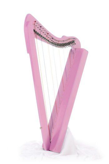 fullsicle-harp roze