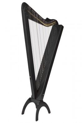 grand-harpsicle-harp zwart