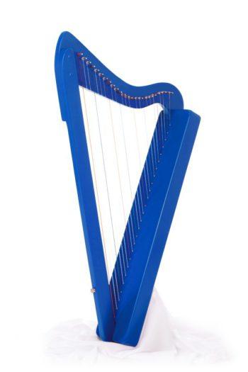 harpsicle-harp blauw