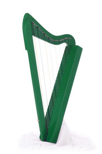 harpsicle-harp groen