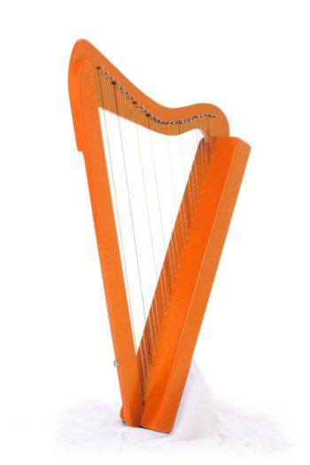 harpsicle-harp oranje