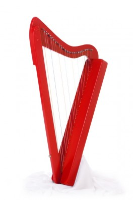 harpsicle-harp rood