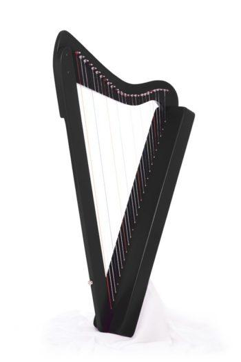 harpsicle-harp zwart